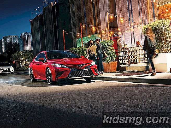 De geheel nieuwe 2018 Toyota Camry: A Transformation for the Senses