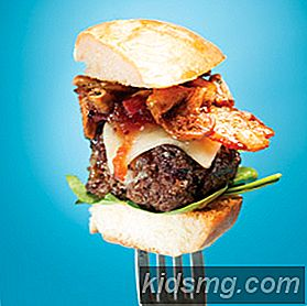 Bag scenerne ved Great Canadian Burgers Photo Shoot (Video)