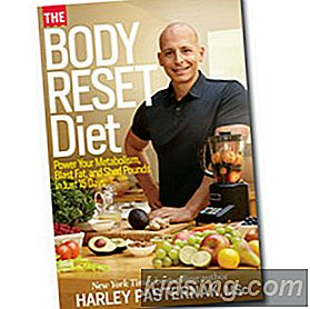 Harley Pasternak's Recipes for a Celebrity Body