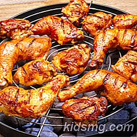 Rezept: BBQ Chicken Pieces