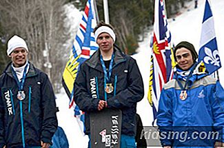 En gylden tur til Canada Winter Games