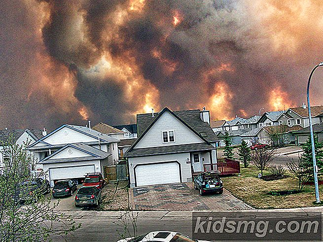 Ma ville natale: Fort McMurray