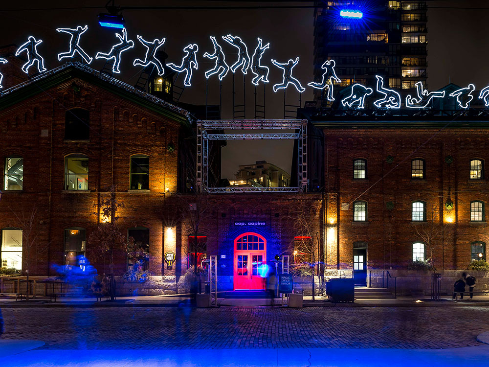 Co se děje: Toronto Light Festival